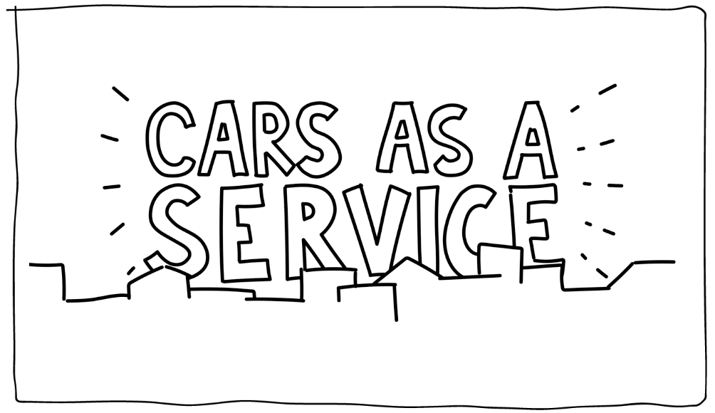 Mobility-as-a-Service door autodealers.