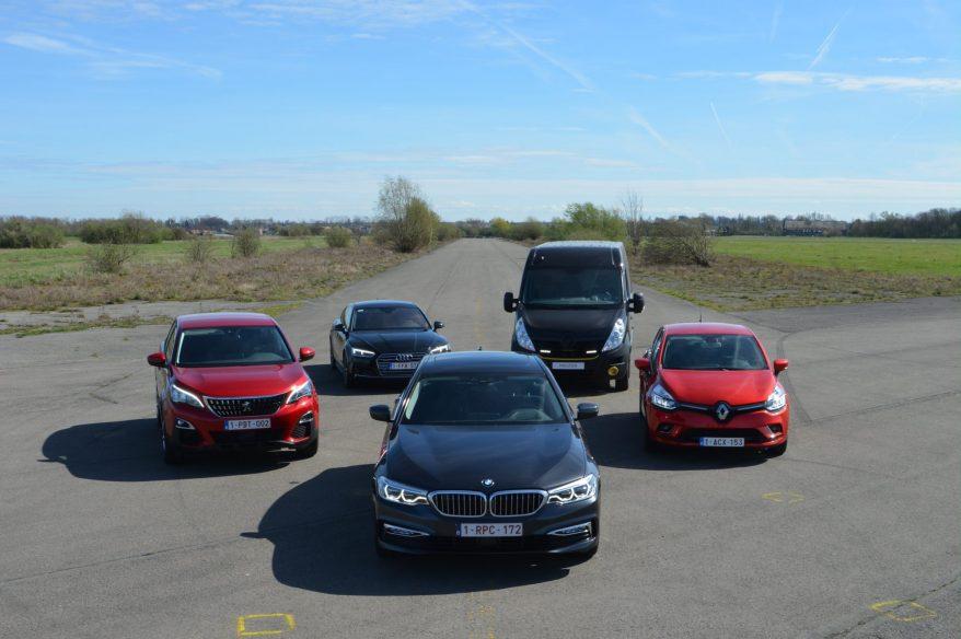FlexiFleet het duurzame mobiliteitsplan
